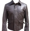 Indiana Jones Style Leather Raider Jacket